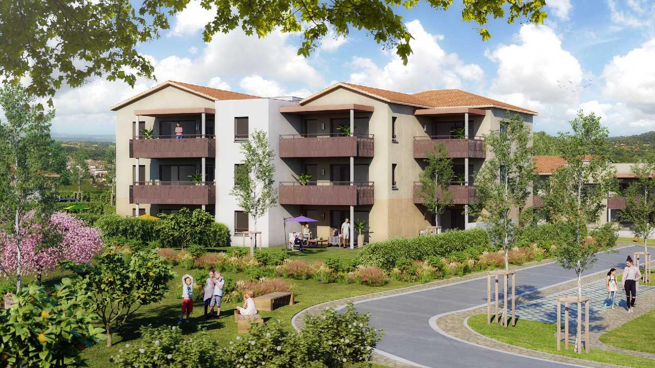 Lot Altesse 12 logements